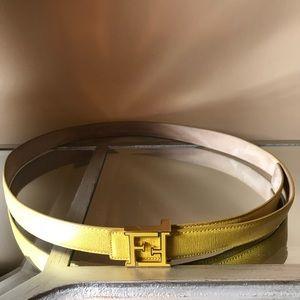 Women's Authentic Fendi Belt